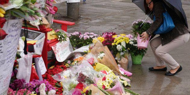 Une femme de 84 ans parmi les victimes de l'attaque à