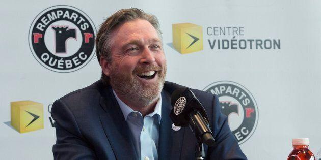 Hockey de la LHJMQ : Patrick Roy reprend les rênes des Remparts de