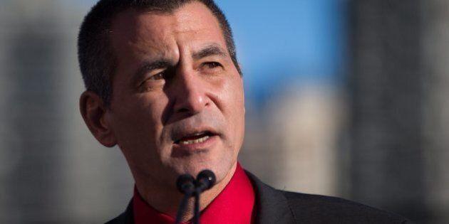 Le ministre fédéral des Pêches Hunter Tootoo démissionne pour soigner une