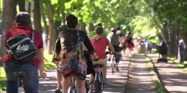 Les cyclistes sont de plus en plus nombreux sur les routes du