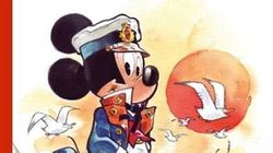 BLOGUE Mickey Maltese: quand Walt Disney rencontre Hugo
