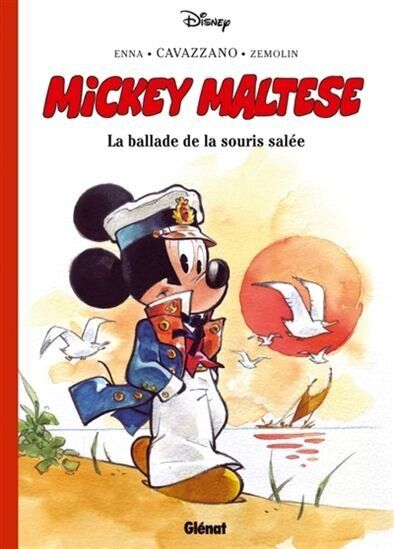 Mickey Maltese: quand Walt Disney rencontre Hugo