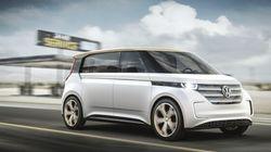 Volkswagen Budd-e: fourgonnette pour hippie écolo
