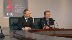 La FTQ accuse Québec de refuser la