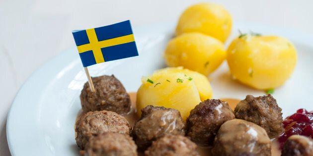 Les boulettes de viande suédoises d'Ikea sont en fait tout sauf suédoises.