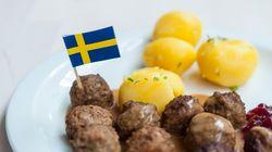 La Suède a rétabli la vérité, les boulettes d'Ikea viennent de
