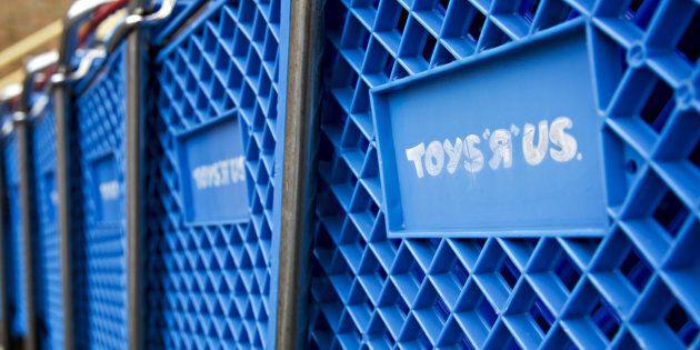 Une cour ontarienne approuve le rachat de Toys R Us Canada par