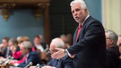 Le premier ministre Philippe Couillard se rendra à la vigile de