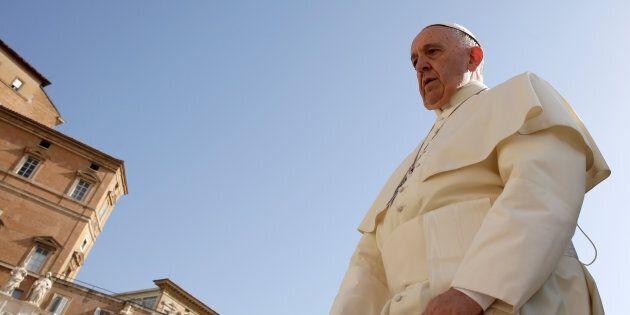 Le pape a reçu trois victimes d'un prêtre pédophile