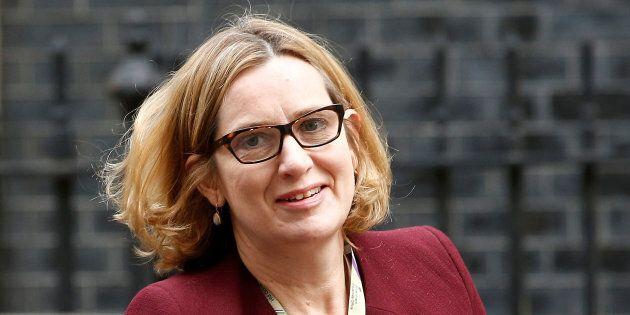 Démission de la ministre britannique de l'Intérieur Amber