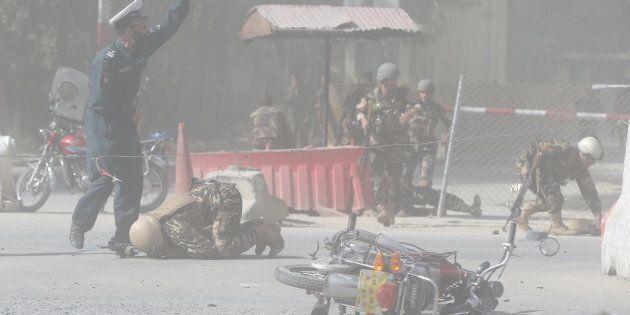 Dix journalistes périssent dans une série d'attentats en