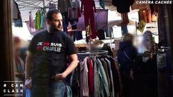 Que se passe-t-il quand on porte un t-shirt «Je ne suis pas Charlie» dans la rue?