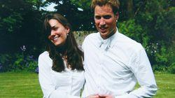 William et Kate partagent un doux souvenir pour leurs 7