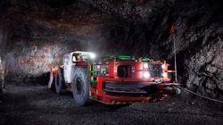 Révolution techno dans les mines: payant, sécuritaire... et