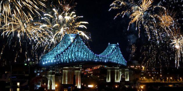 375e anniversaire de Montréal: des dépenses de 107 M$ pour des retombées de 106