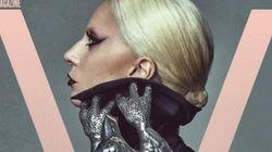 Lady Gaga rend hommage à Alexander McQueen dans le magazine V