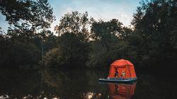 Dormiriez-vous dans une tente