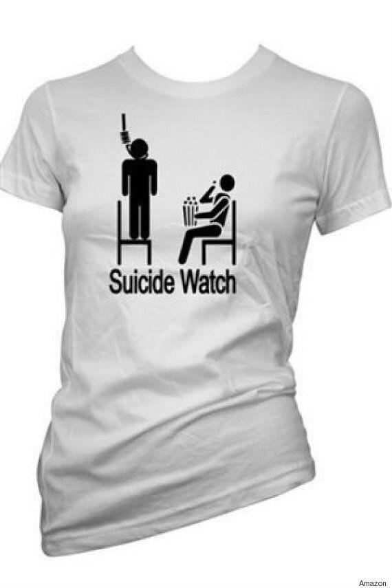 Amazon vend des T-shirts qui stigmatisent la santé mentale : une adolescente est en