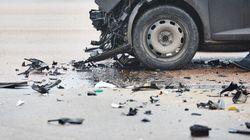 Les collisions mortelles en