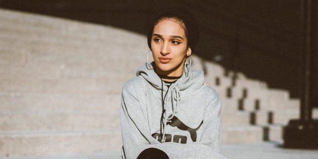 Sondos Lamrhari, 17 ans, pourrait présenter une demande d'accommodement si on lui refuse un emploi au