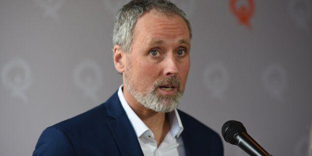 Vincent Marissal lance sa campagne à l'investiture pour Québec solidaire dans
