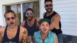 Lorsque Marc Jacobs et ses amis font une parodie de Zoolander sur Instagram
