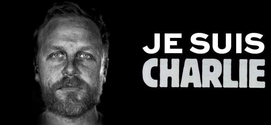 ENTREVUE: Un an après, Joachim Roncin, créateur de «Je suis Charlie», revient sur un phénomène que lui-même...