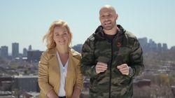Prêts pour un «bootcamp» avec Émily Bégin et Étienne