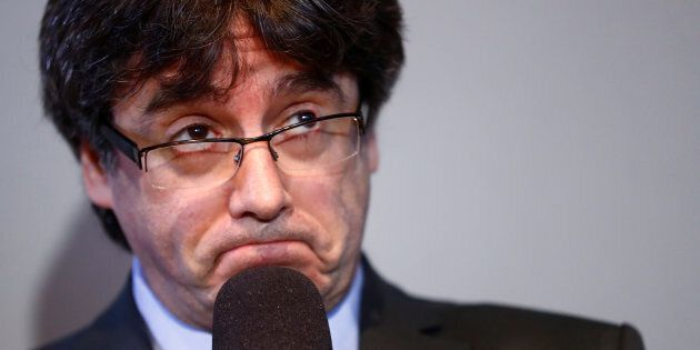 Présidence catalane: Carles Puigdemont baisse les