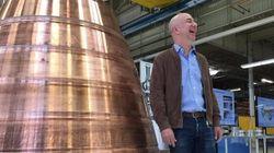 Texas: Blue Origin procède à un troisième lancement de fusée