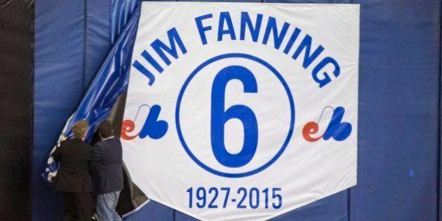«Gentleman» Jim Fanning a été honoré au cours d'une sobre