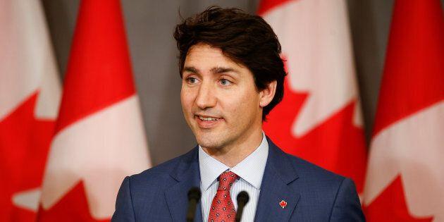 Trudeau croit que la légalisation du cannabis inspirera d'autres
