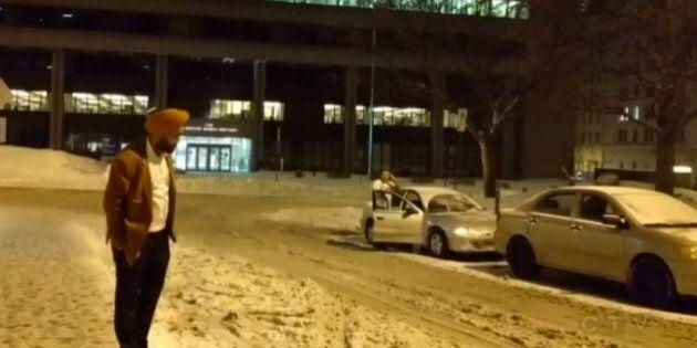Un homme de confession sikh agressé près de Grande Allée, à Québec