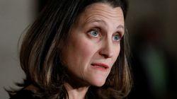 Blindés à Riyad: Ottawa a rétabli des permis faute de preuves de