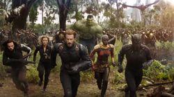 «Avengers» dépasse le milliard de dollars au box-office en un temps