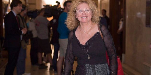 L'ex-ministre libérale Marguerite Blais portera les couleurs de la