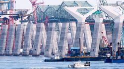 BLOGUE Du pont Champlain vers le pont