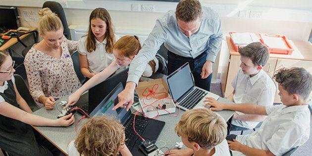 Le numérique en éducation doit rester