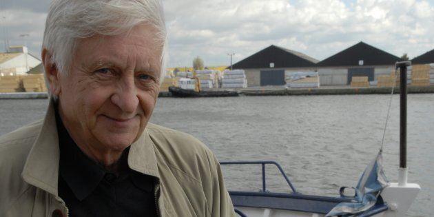 Jacques Godbout présente son autobiographie, «De l'avantage d'être