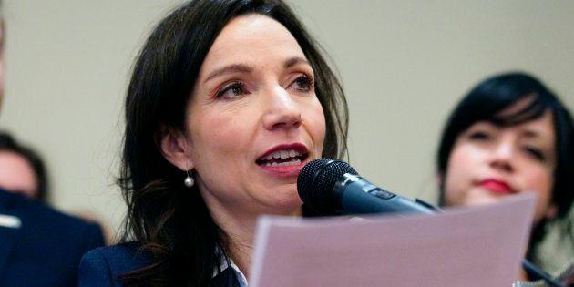 Martine Ouellet a choisi une candidate pour la partielle de Chicoutimi-Le