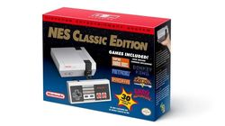 Nintendo relance sa Nintendo Classic