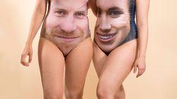 Une saucette avec Prince Harry et Meghan