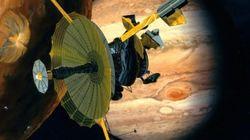 L'image prise par cette sonde il y a 20 ans a permis de repérer de l'eau sur une lune de