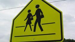 Les brigadiers scolaires de Montréal préparent des moyens de