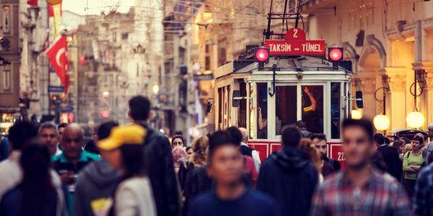 Escale à Istanbul: les
