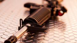 Coiteux n'a pas d'objection à donner des fusils d'assaut aux