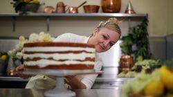 Voici à quoi va ressembler le gâteau du mariage