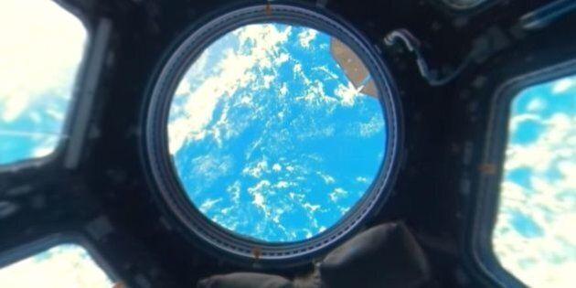 Ce cosmonaute vous fait visiter la Station spatiale internationale en
