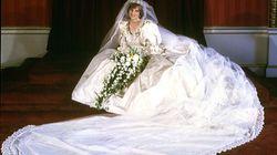 Les 10 robes de mariée royales les plus