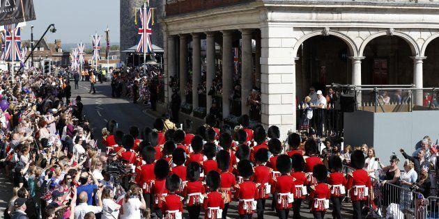 Harry et Meghan faits duc et duchesse de Sussex par la reine Elizabeth